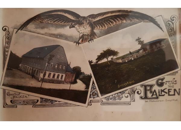 Alte Bilder vom Gasthof